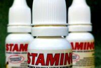 Vitamin-Stamino