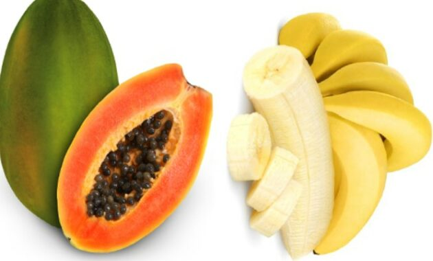 pepaya-pisang